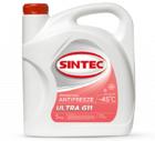 Антифриз красный -45°С Sintec Ultra G11 (5 кг)